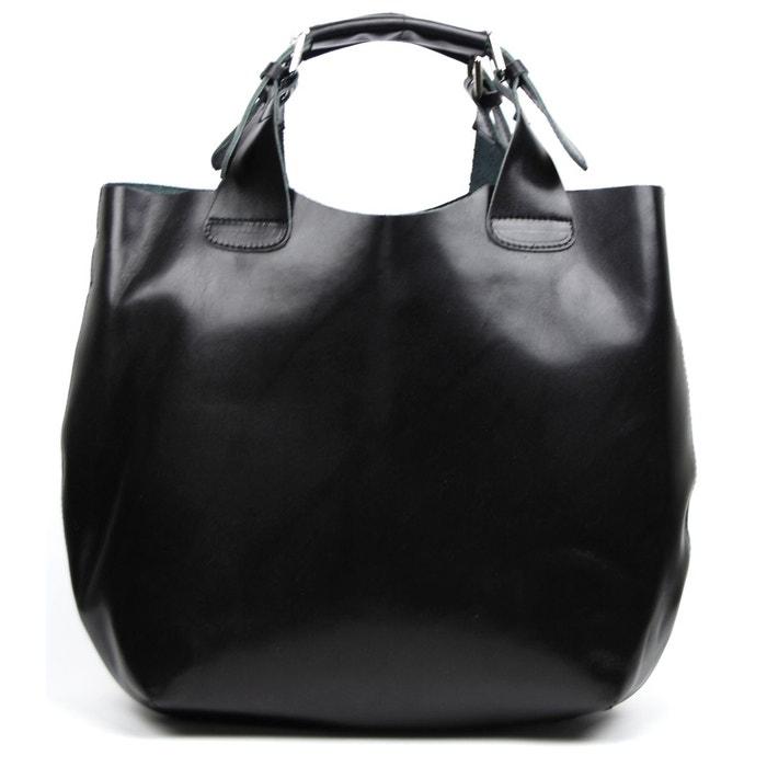 sac main cuir v g tal femme mod le num ro 3 oh my bag la redoute. Black Bedroom Furniture Sets. Home Design Ideas
