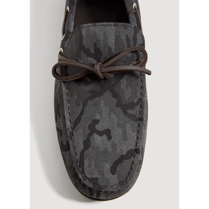 a88d28ec8 ... Mango Camouflage Shoes Man Leather Driver You Cro qqg6U