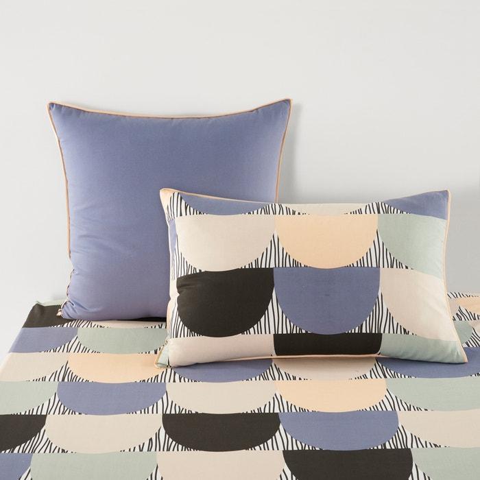 Image Taie d'oreiller, pur coton, Slacio La Redoute Interieurs