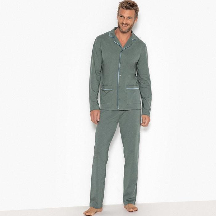 a5d4dd37e55 2-delige pyjama met knopen