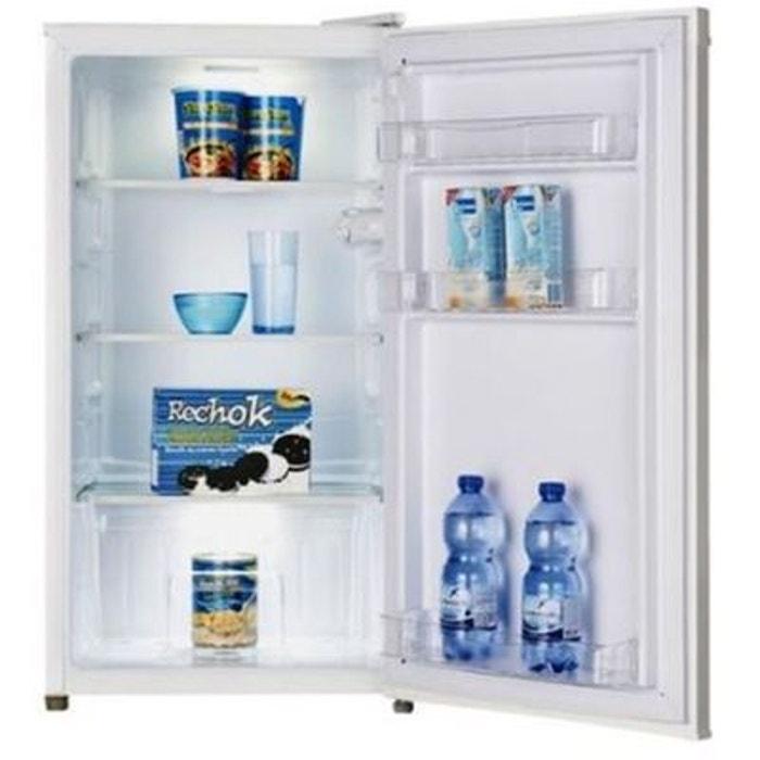 refrigerateurs table top ks 92 l blanc california la redoute. Black Bedroom Furniture Sets. Home Design Ideas
