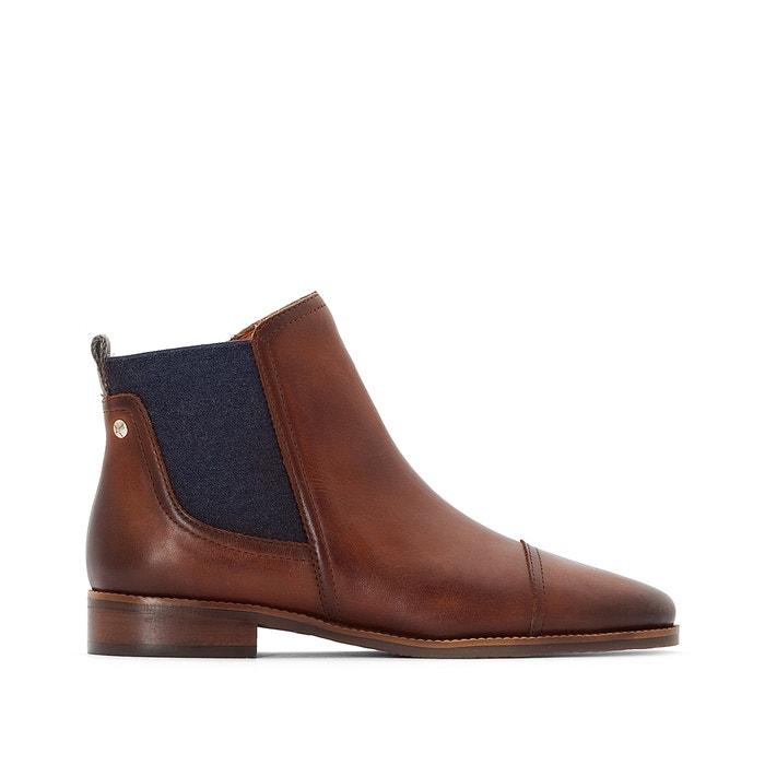Boots Pikolinos cuir Boots cuir PIKOLINOS Marron PIKOLINOS Marron Pikolinos HXnB5qxwa