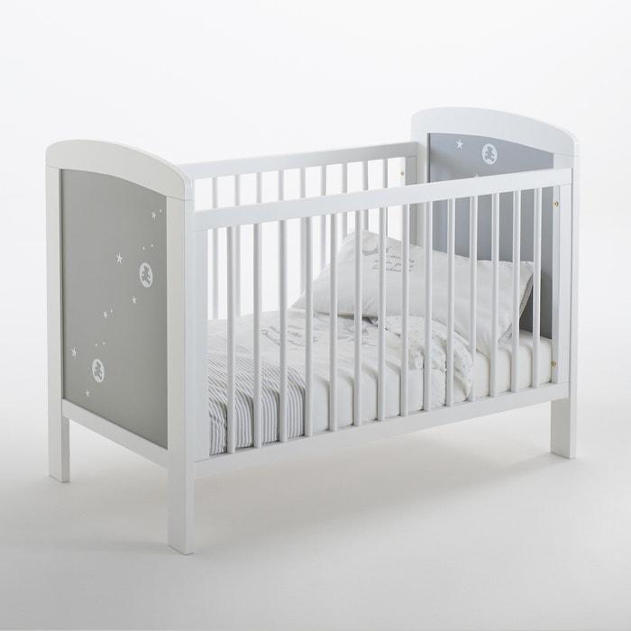 Image Lit bébé à barreaux Lulu Castagnette La Redoute Interieurs