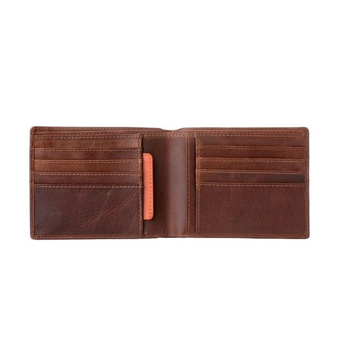 Nuvola pelle portefeuille pour homme fin en cuir véritable avec 8 fentes porte Boutique De Réduction Pour Apprendre À Acheter En Ligne RYcnpFmnzW