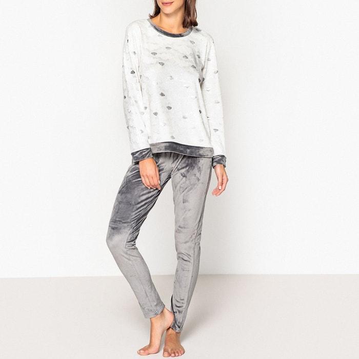 Pyjama velours imprimé Nuée  DODO image 0
