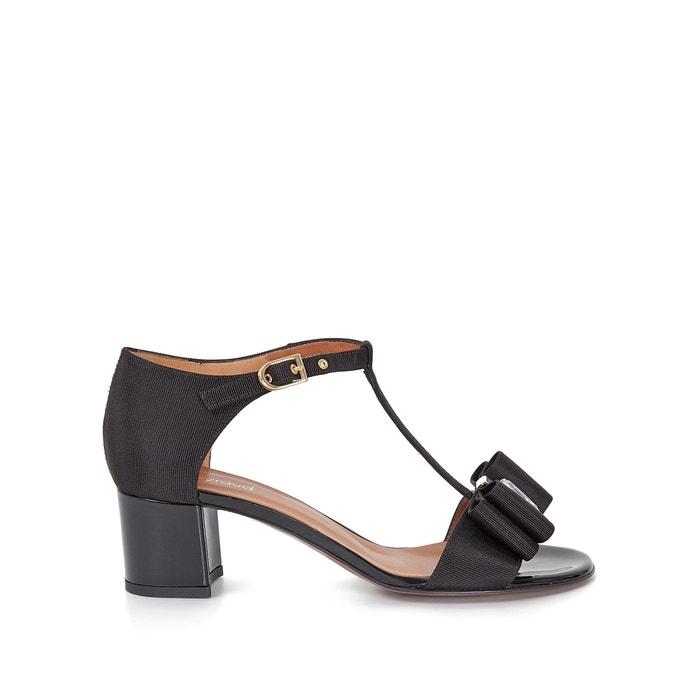 Enael Leather Sandals  HEYRAUD image 0