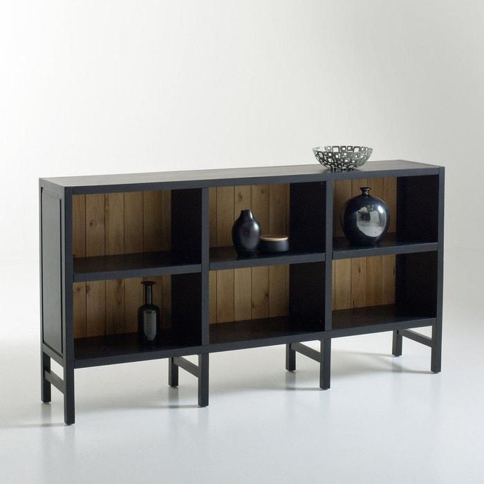 bibliotheque basse. Black Bedroom Furniture Sets. Home Design Ideas