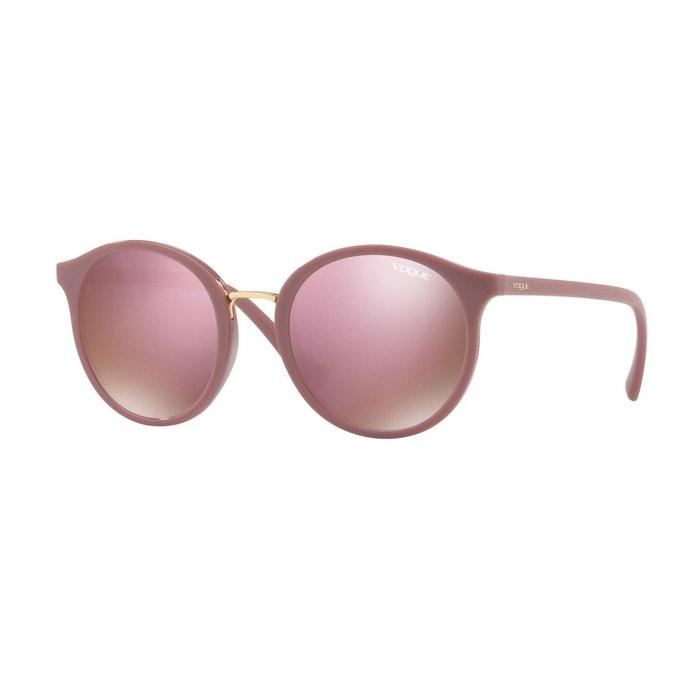 Lunettes de soleil vo5166s rose Vogue | La Redoute Jeu Footaction Boutique Pas Cher Pour La Sortie Peu Coûteux Parfait La Vente En Ligne BNviiE