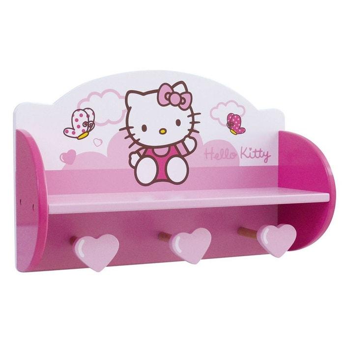 Porte Manteau Hello Kitty