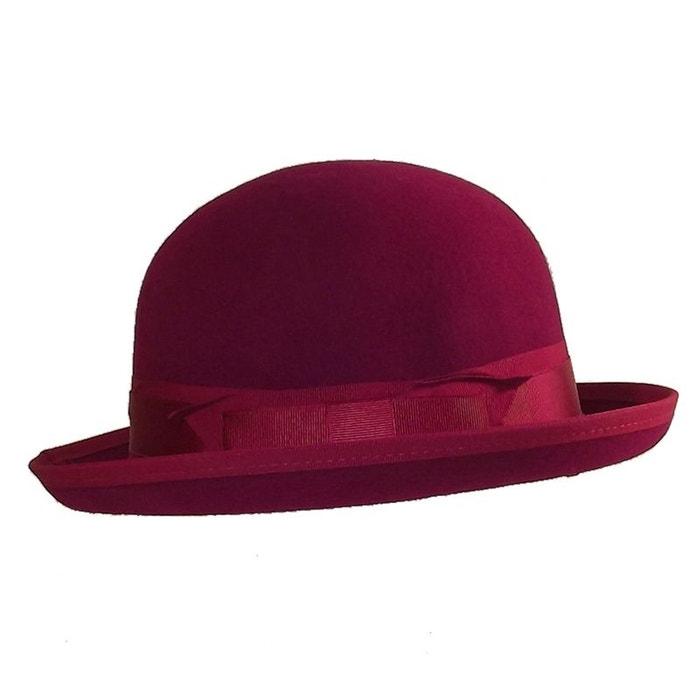 dcde1a84f79 Chapeau melon rosi rose Chapeau-Tendance