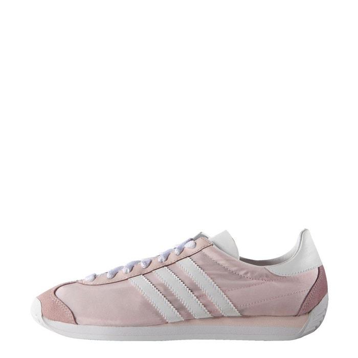 Chaussure country og rose Adidas Originals