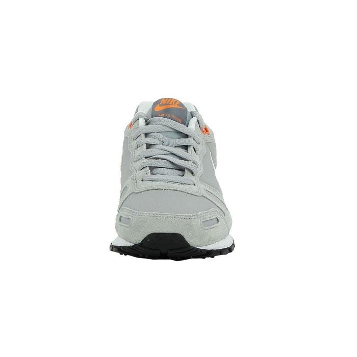 Basket nike air waffle trainer - 454395-012 gris Nike
