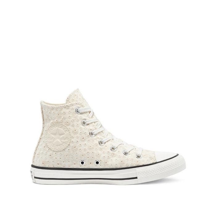 Baskets chuck taylor all star avorio Converse | La Redoute