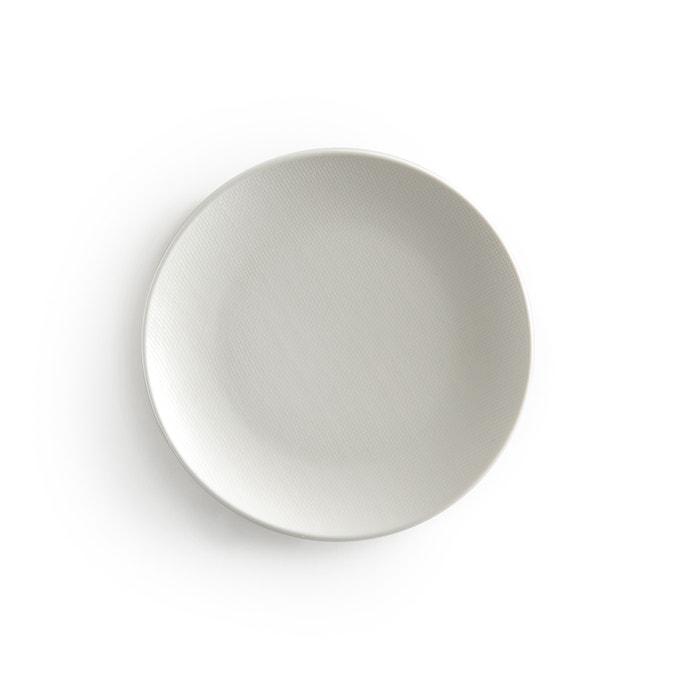 Image Assiettes à dessert céramique, Lourette (lot de 4) La Redoute Interieurs