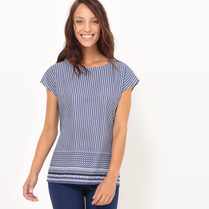 afbeelding Bedrukte blouse La Redoute Collections