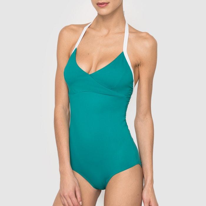 Halter-Neck Swimsuit