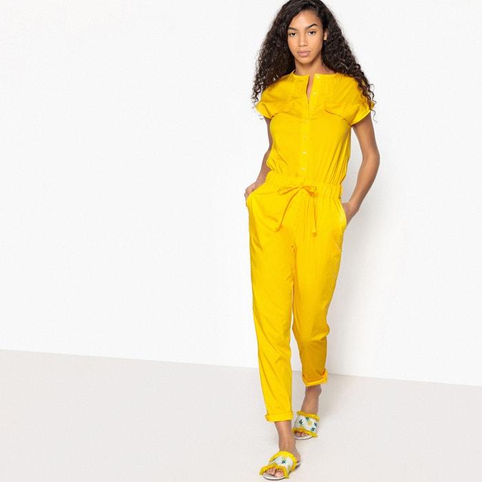 Combinaison pantalon sans manches  La Redoute Collections image 0