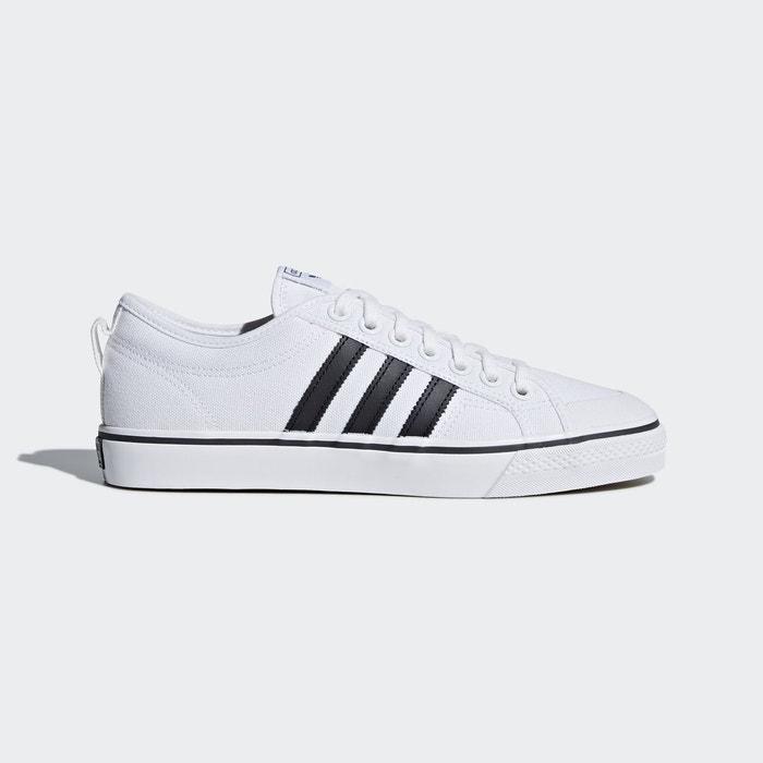 Chaussure nizza  noir Adidas Originals  La Redoute