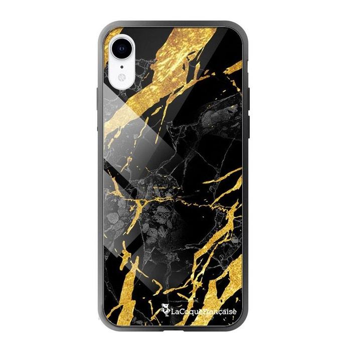 coque en verre iphone xr