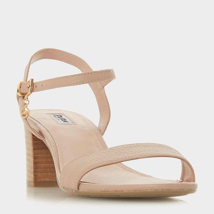 Sandales à talons carrés Faible Coût À Vendre Livraison Gratuite Classique faux Point De Vente Amazon De Sortie fj5k4