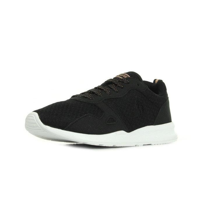 Lcs r600 w summer feminine mesh black noir, blanc, doré Le Coq Sportif
