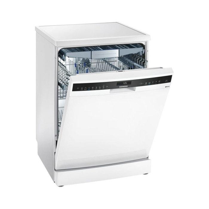 Lave vaisselle sn258w00te blanc siemens la redoute - La redoute vaisselle ...