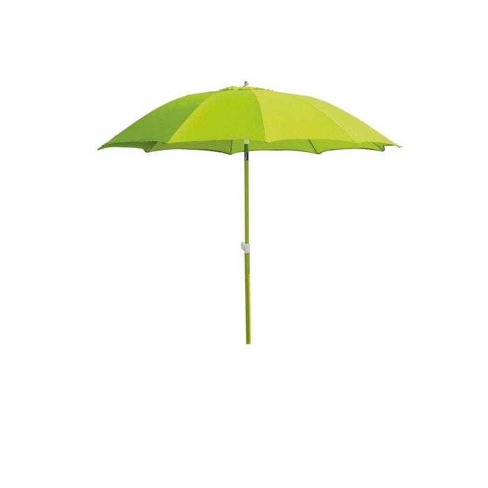 parasol rond inclinable aluminium 2 70m proloisirs la redoute. Black Bedroom Furniture Sets. Home Design Ideas