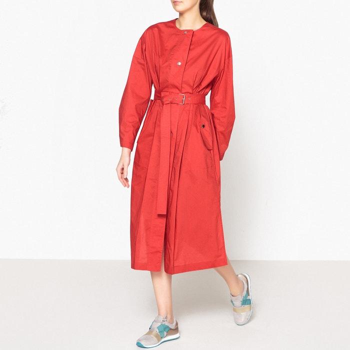 Shelf Long-Sleeved Button-Through Dress  LAURENCE BRAS image 0