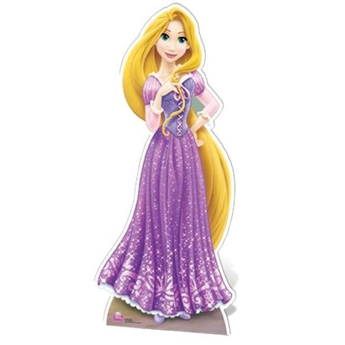 figurine en carton taille r elle disney princesse raiponce violet walltastic la redoute. Black Bedroom Furniture Sets. Home Design Ideas