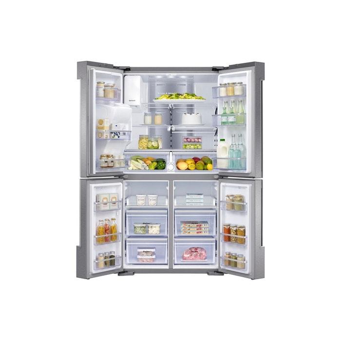 Réfrigérateur Multi Portes Samsung Rfmsr Family Hub Couleur - Refrigerateur multi portes samsung