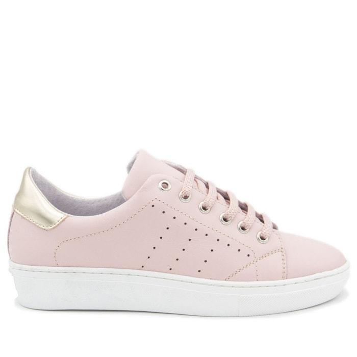 Leather In Xo7xaqpw Fashion Barcelo Maria Sneakers qax6twvU
