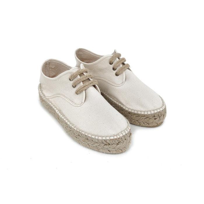 Blucher coton avec cordon jute Polka Shoes Sneakernews Libre D'expédition Le Plus Grand Fournisseur En Vente M4cFraaTY