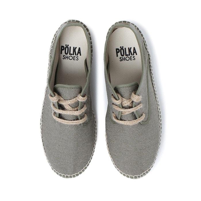 Polka Shoes Blucher Coton Teo
