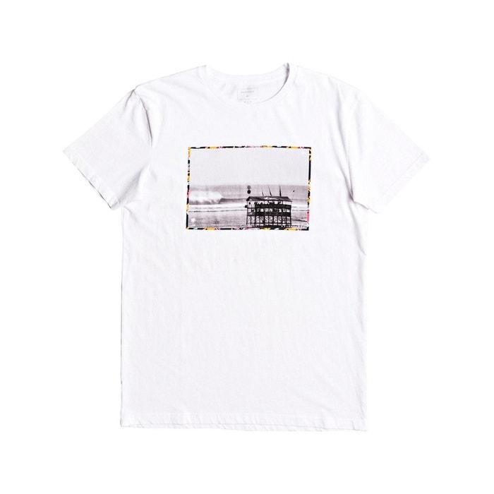 T-shirt con scollo rotondo, maniche corte  QUIKSILVER image 0