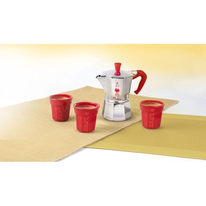 cafeti re italienne ou piston 8070 moka 3 tasses couleur unique bialetti la redoute. Black Bedroom Furniture Sets. Home Design Ideas