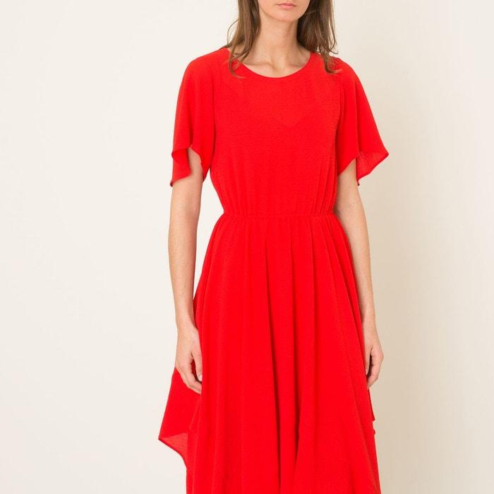 robe rubis rouge pablo la redoute. Black Bedroom Furniture Sets. Home Design Ideas