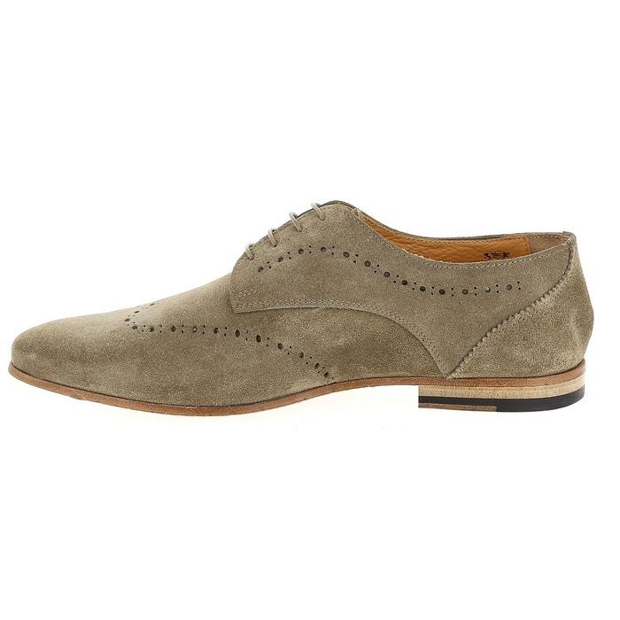 Chaussures à lacets flecs c232 202 taupe Flecs