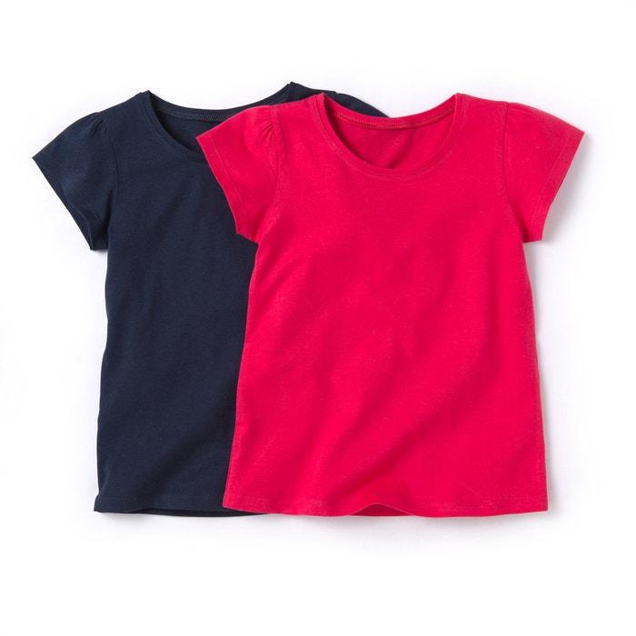 Image Confezione da 2 T-shirt tinta unita 3 - 12 anni R édition