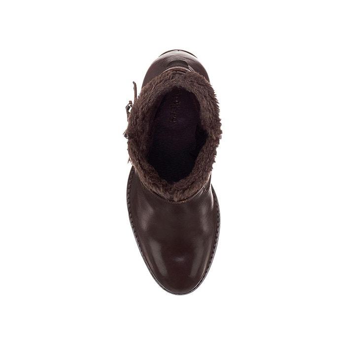 KICKERS talons cuir Skyllie Boots à q7xnR74wZ1
