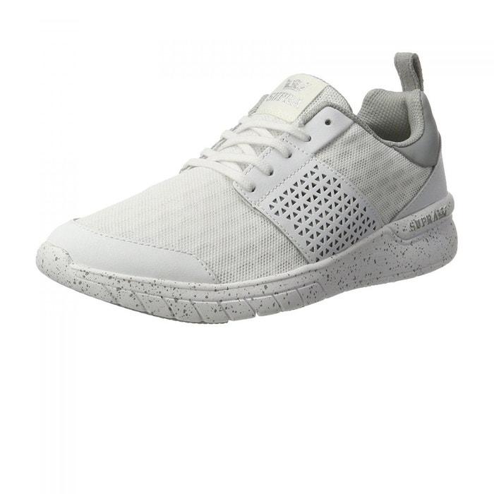 SUPRA - Chaussures Scissor White/White Speckle e17 | La Redoute