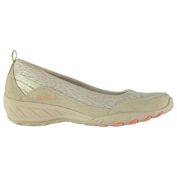 Chaussures de ballet natural Skechers