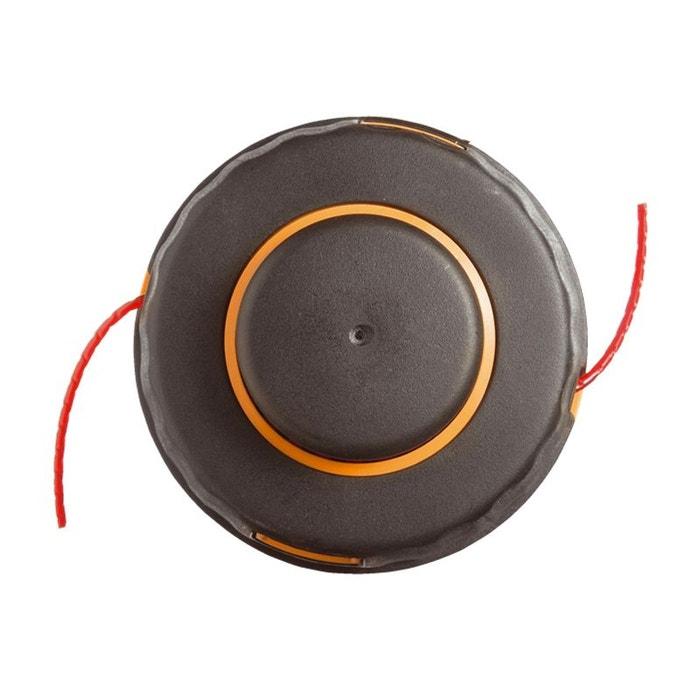 Tête de débroussailleuse complète 2 fils nylon P25 Mc Culloch MC CULLOCH