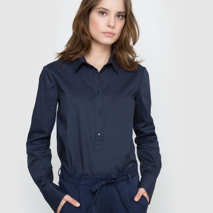Imagen de Camisa de manga larga de popelina atelier R