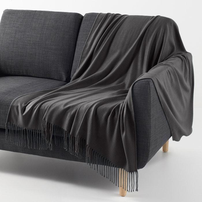 plaid sola la redoute interieurs la redoute. Black Bedroom Furniture Sets. Home Design Ideas