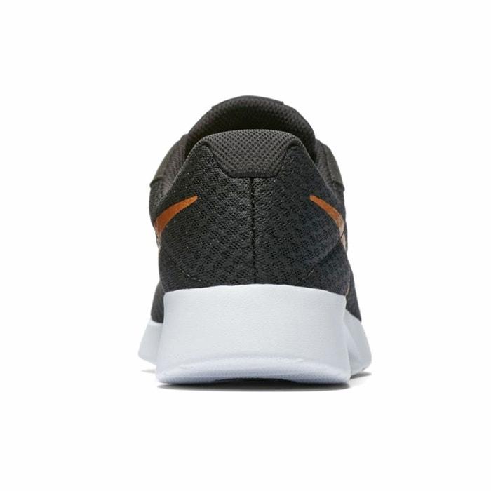 Baskets tanjun noir/or Nike