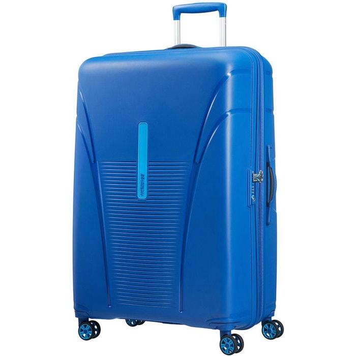 skytracer valise 4 roues 82cm american tourister la redoute. Black Bedroom Furniture Sets. Home Design Ideas