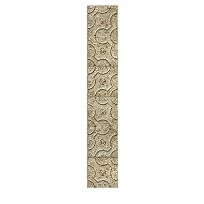 papier peint plaques victoriennes antiques 008p koziel la redoute. Black Bedroom Furniture Sets. Home Design Ideas