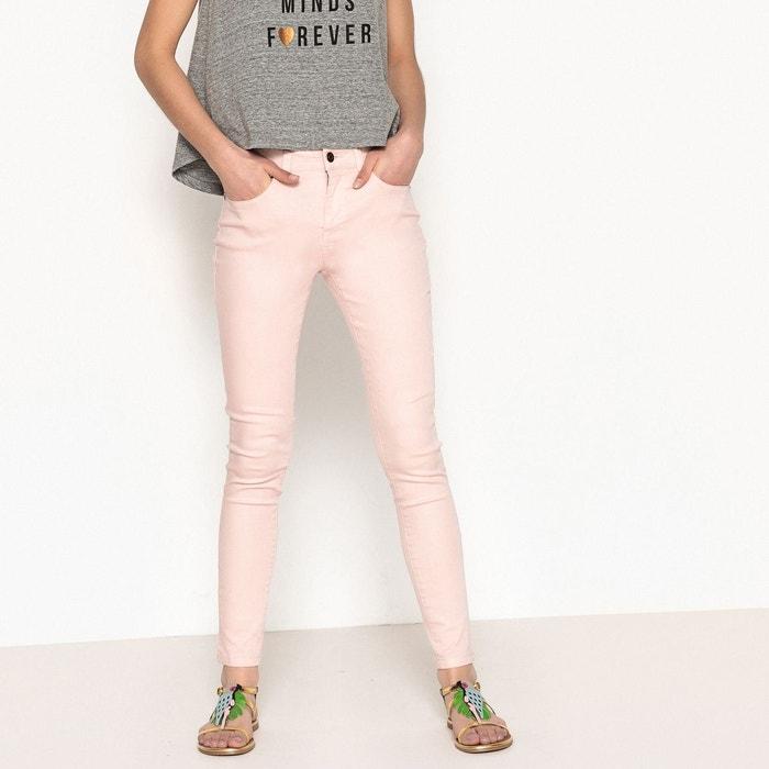 Pantalon skinny 5 poches 10-16 ans  La Redoute Collections image 0