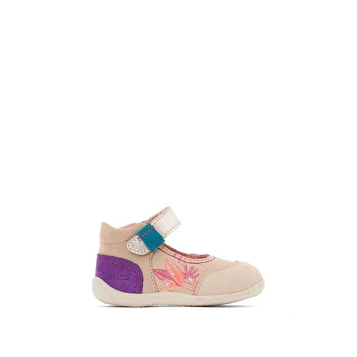 Imagen de Zapatos tipo babies de piel Bimambo KICKERS