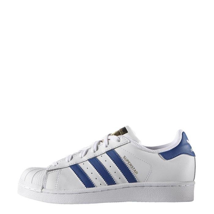 Baskets superstar foundation j blanc Adidas Originals   La Redoute 412eebf71af5